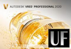 Autodesk VRED Professional 2020.3 (include Assets) Win x64 - Autodesk