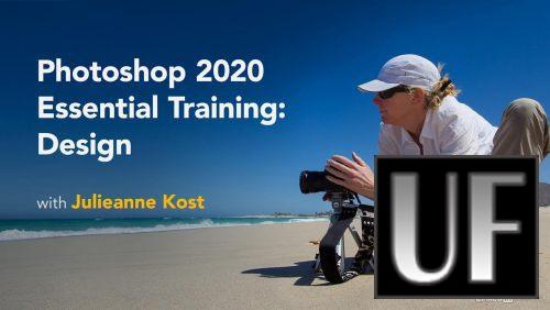 >Lynda - Photoshop 2020 Essential Training: Design