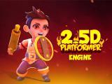 2.5D Platformer Engine