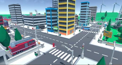 3D Cartoon Level Pack Vol 1