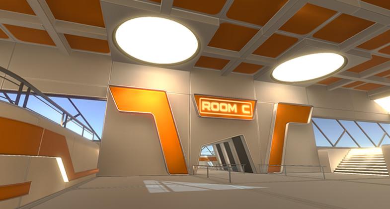 3D Showroom Level Kit Vol 3