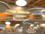 3D Showroom Level Kit Vol 3 - Unity Asset