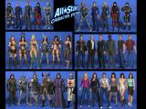 All Star Character Collection - Unity Asset