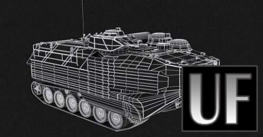 Amphibious Assault Vehicle P7 A1
