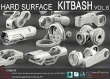 Artstation - Hard Surface KitBash Vol 6 - Unity Asset