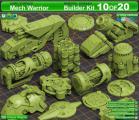 Artstation - Mega Pack KITBASH 320 DETAILS - Unity Asset