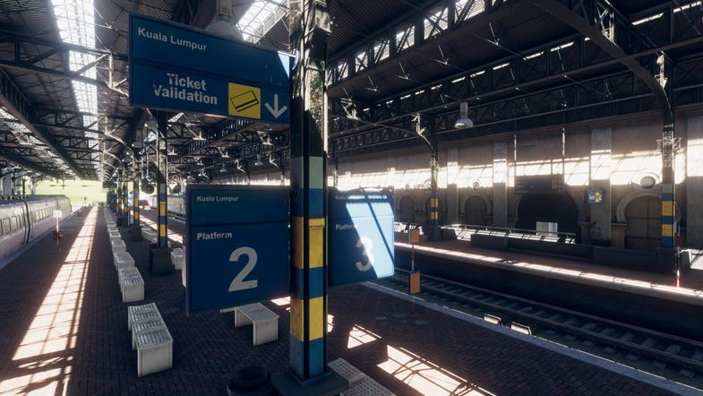 Asia-Pacific Train Station Pack