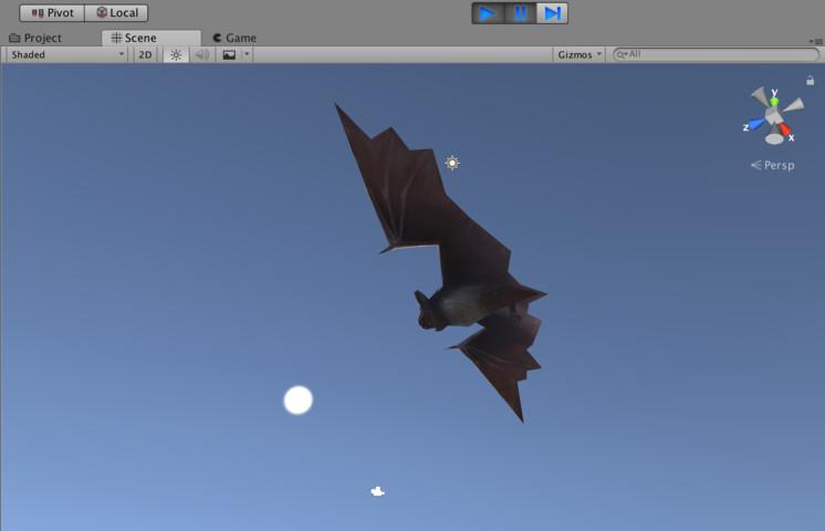 Bat Monster Beast