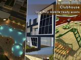 Club House & Tot lot - Unity Asset