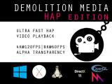 Demolition Media Hap - Unity Asset