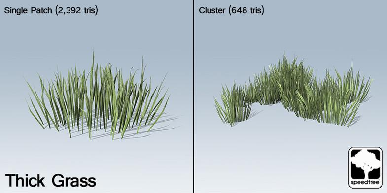 Desktop Grass Package