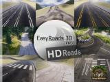 EasyRoads3D Pro Add On - HD Roads - Unity Asset