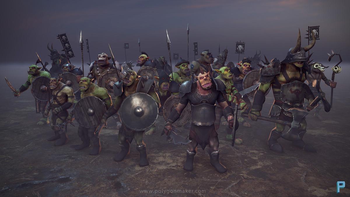 Fantasy Horde - Orc