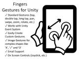 Fingers - Touch Gestures for Unity - Unity Asset