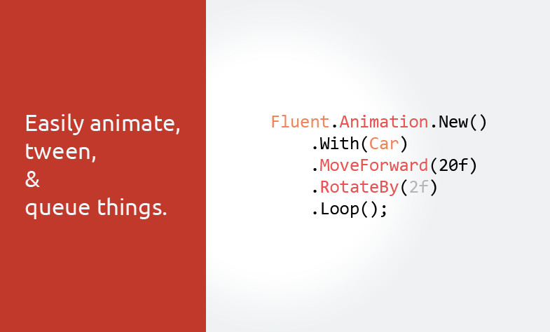Fluent Animation - An incredible animation queue system