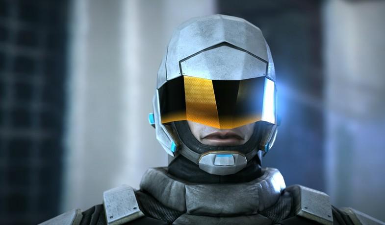Futuristic Soldier 2