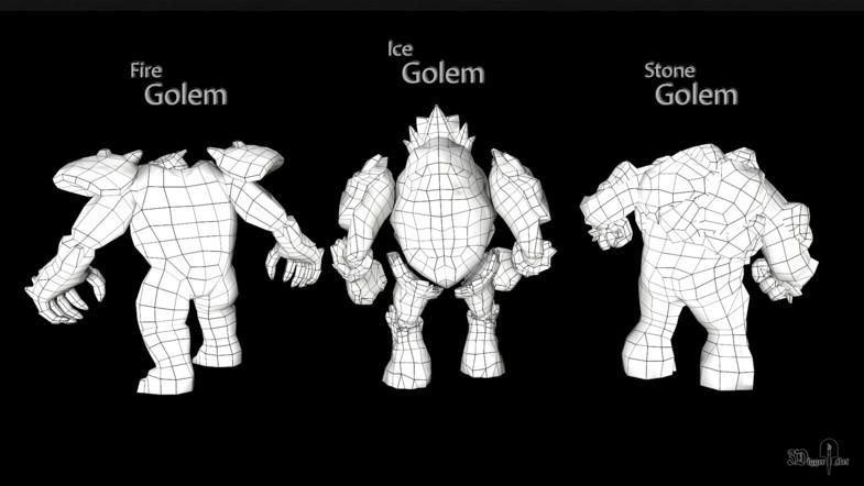 Golem Pack