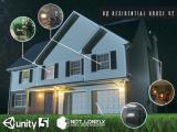 HQ Residential House - Unity Asset