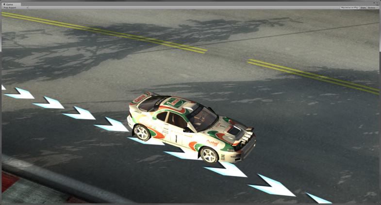iRDS - Intelligent Race Driver System