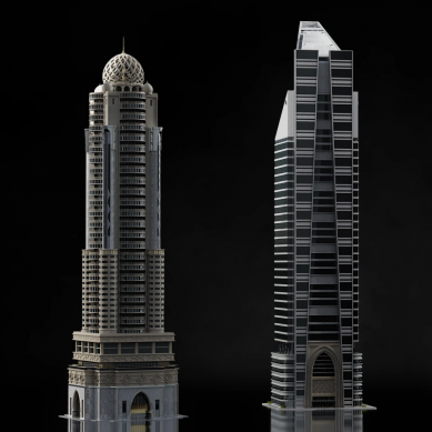 Kitbash3D Neo Dubai Unity