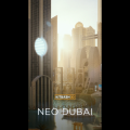 Kitbash3D Neo Dubai Unity - Unity Asset