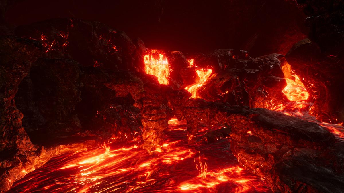 L.V.E 2019 - Lava & Volcano Environment 2019