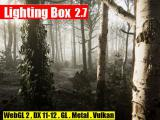 Lighting Box 2 (Built_In - HD - Lightweight) - Unity Asset