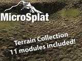 MicroSplat - Terrain Collection - Unity Asset