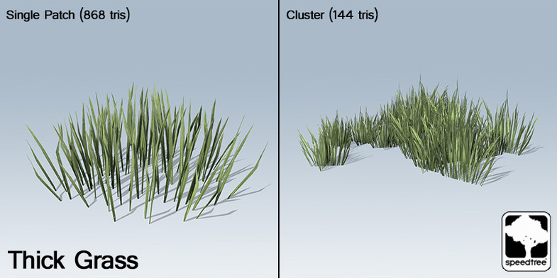 Mobile Grass Package