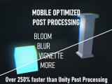 Mobile Optimized Post Processing - Unity Asset