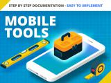 Mobile Tools + Complete Game - Unity Asset