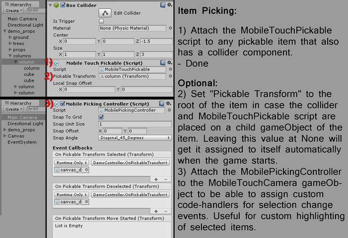 Mobile Touch Camera