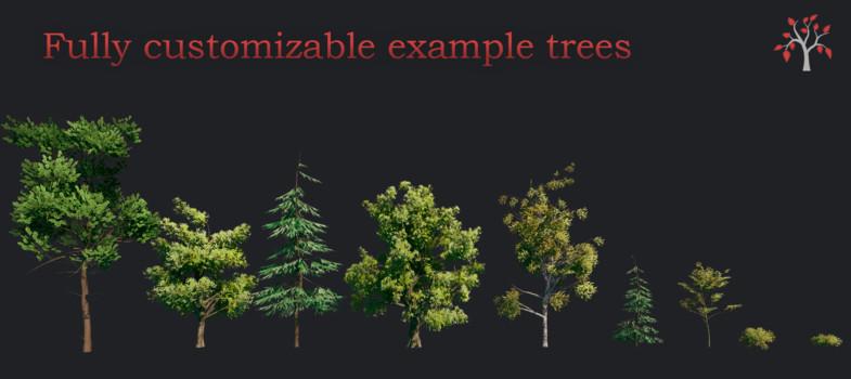 Mtree - tree creation