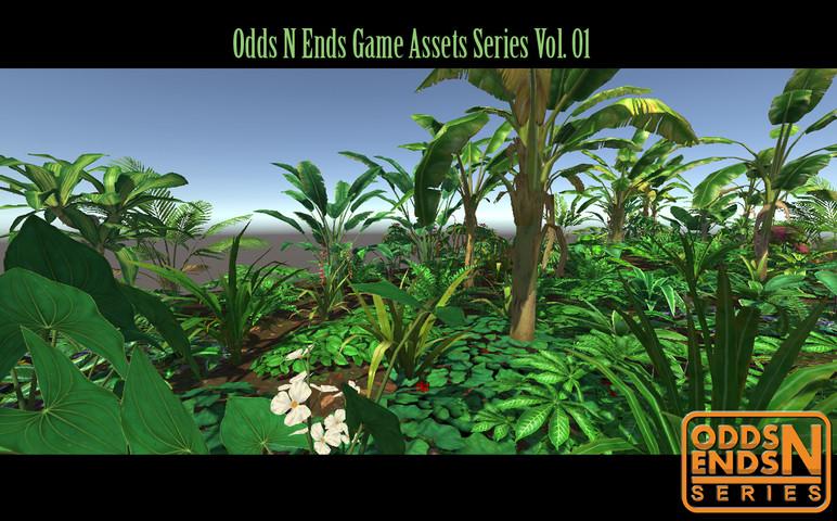 Odds N Ends Series Vol.1