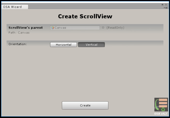 Optimized ScrollView Adapter (ListView, GridView)