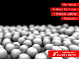 Per-Vertex Ambient Occlusion And Indirect Lighting Generator - Unity Asset
