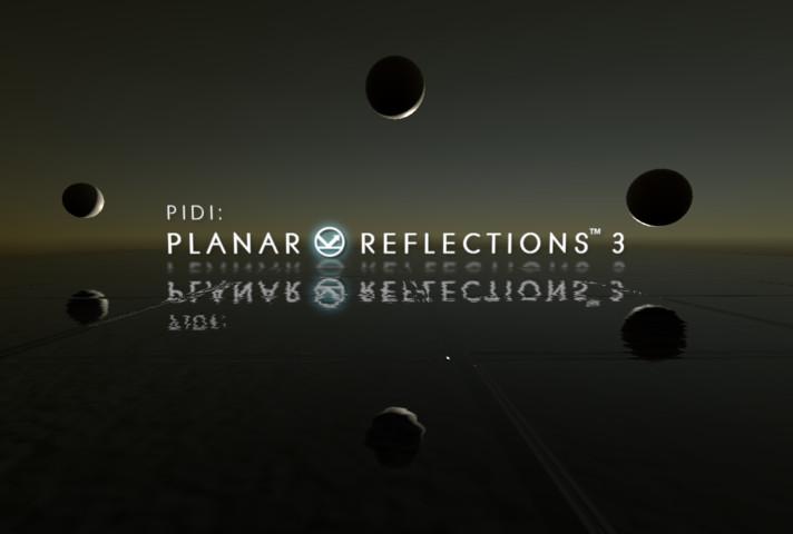 PIDI : Planar Reflections 3 - Standard Edition