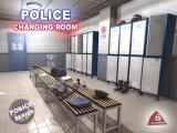 Police Changing Room - Unity Asset