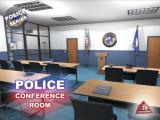 Police Conference Room - Unity Asset