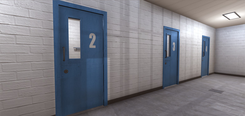 Police Detention Cells