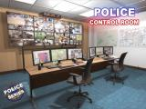 Police Security Control Room - Unity Asset