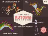 Puppet2D - Unity Asset