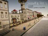 Small City 3. - Unity Asset