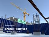 Snaps Prototype | Construction Site - Unity Asset
