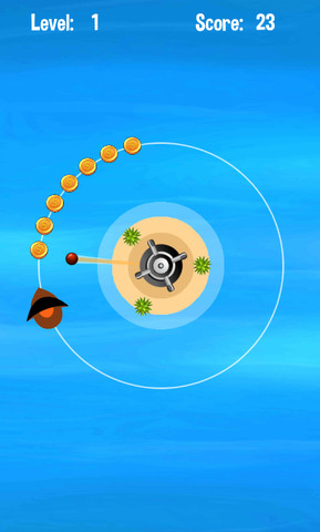 Space Orbit (Addictive dodge & survive game template)