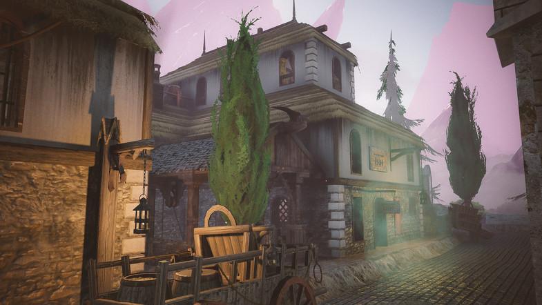 Stronghold Village