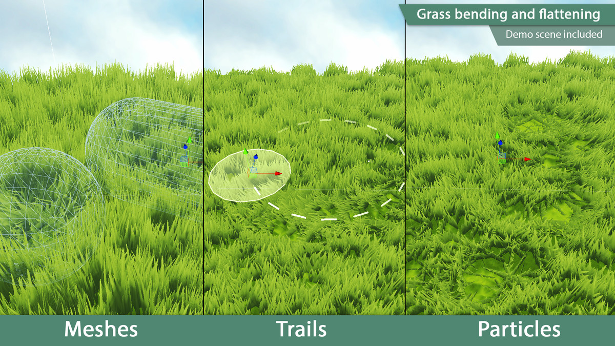 Stylized Grass Shader