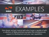 Surge Examples - Unity Asset