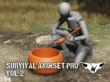 Survival Animset Pro vol.2 - Unity Asset