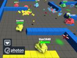 Tanks Multiplayer - Unity Asset